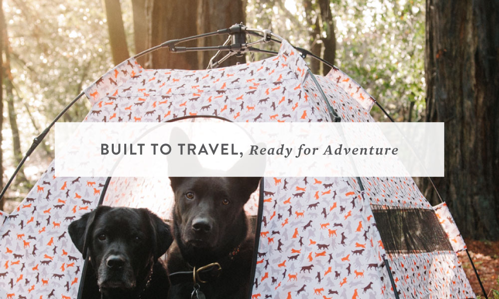 Built to Travel, Ready for Adventure