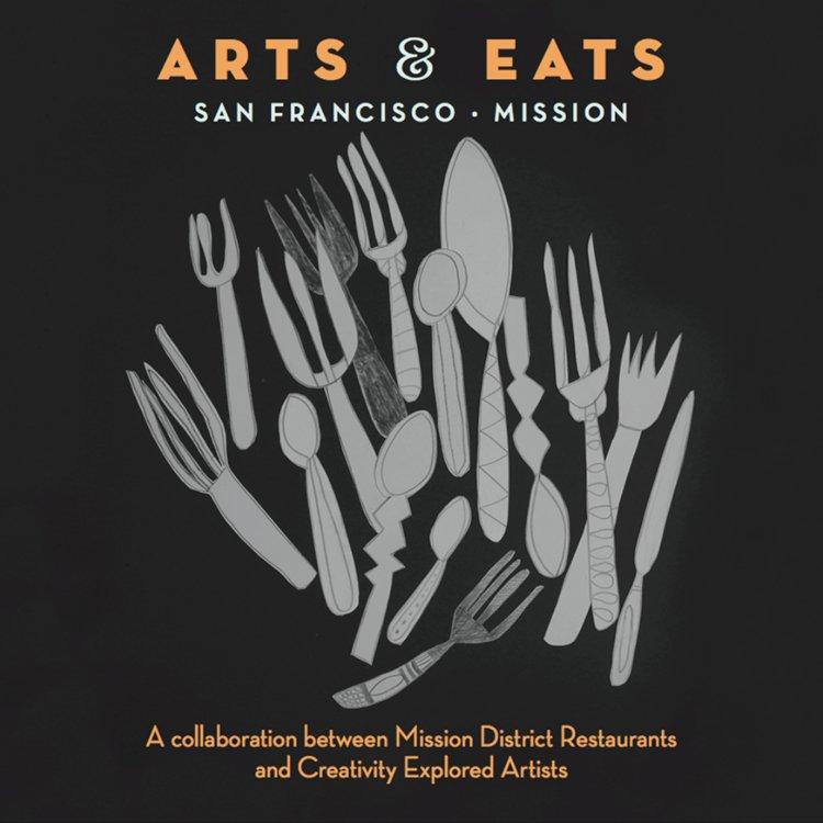 Arts & Eats book cover