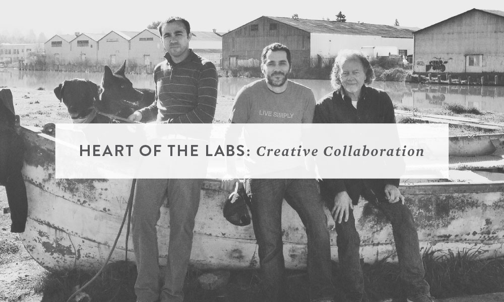 Creative Collaboration: Heart of The Labs