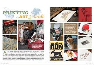 Bark Magazine Editorial